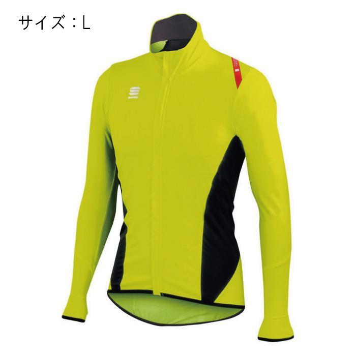 Sportful (スポーツフル) FIANDRE LIGHT NORAIN TOP イエロー サイズL レインジャケット 【自転車】