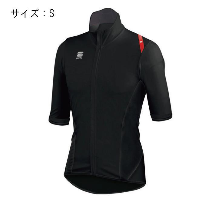 Sportful (スポーツフル) FIANDRE LIGHT NORAIN Short Sleeves ブラック サイズS ジャージ 【自転車】