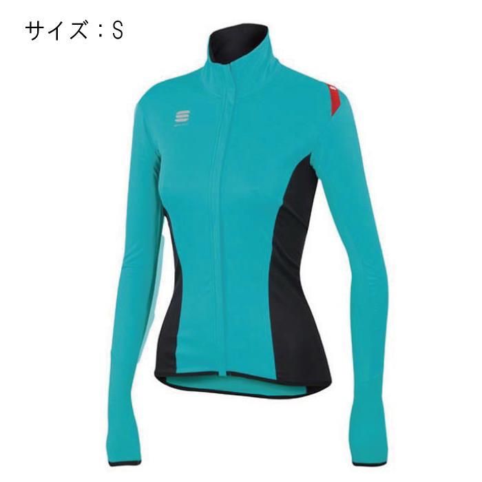 Sportful (スポーツフル) FIANDRE LIGHT NORAIN WOMEN TOP ターコイズ サイズS レインジャケット 【自転車】
