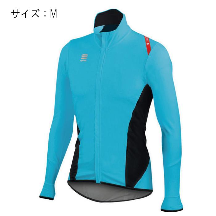 Sportful (スポーツフル) FIANDRE LIGHT NORAIN TOP BLUE FLAME サイズM レインジャケット 【自転車】