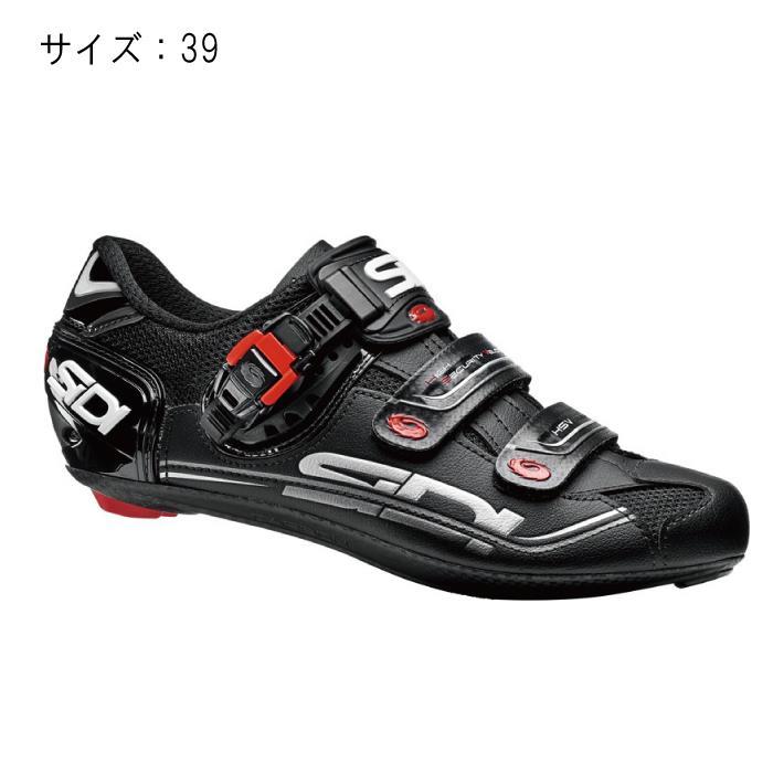 SIDI(シディ) GENIUS 7 ブラック/ブラック サイズ39 ビンディングシューズ