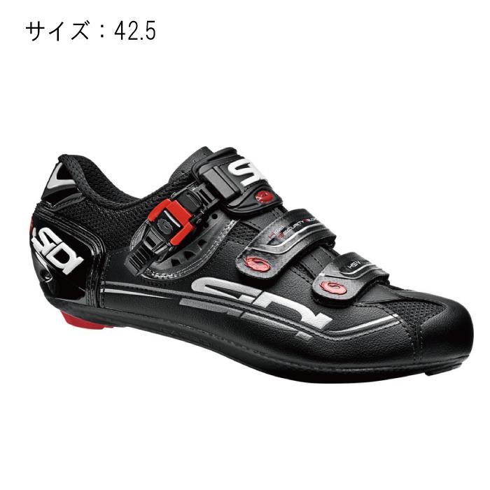 SIDI(シディ) GENIUS 7 MEGA ブラック/ブラック サイズ42.5 ビンディングシューズ