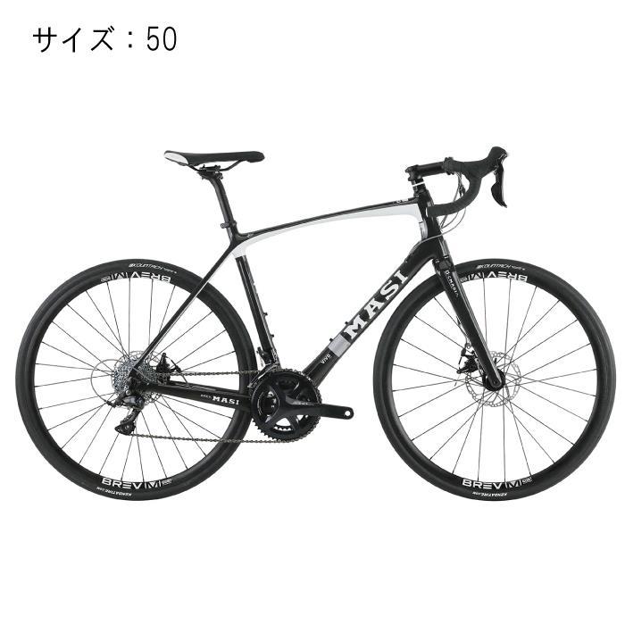 MASI (マジ)VIVO UNO ヴィボウノ UD Carbon/ホワイト サイズ50 完成車 【自転車】