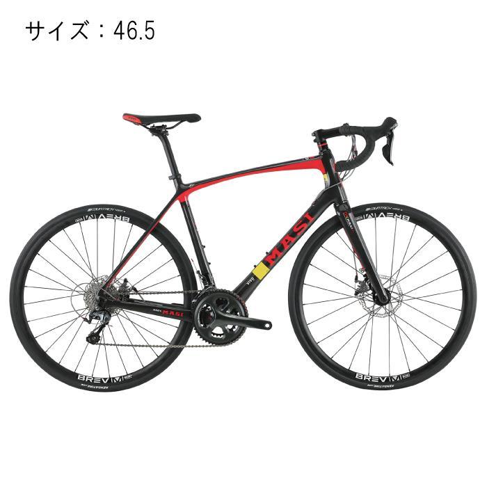 MASI (マジ)VIVO DUE ヴィボデュエ UD Carbon/レッド サイズ46.5 完成車 【自転車】
