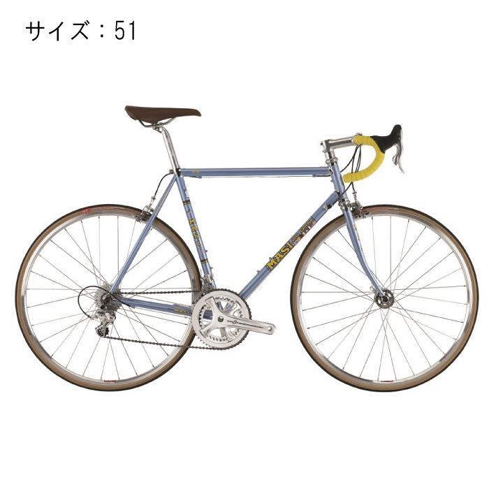 MASI (マジ)GRAN CRITERIUM メタリックブルー サイズ51 完成車 【自転車】
