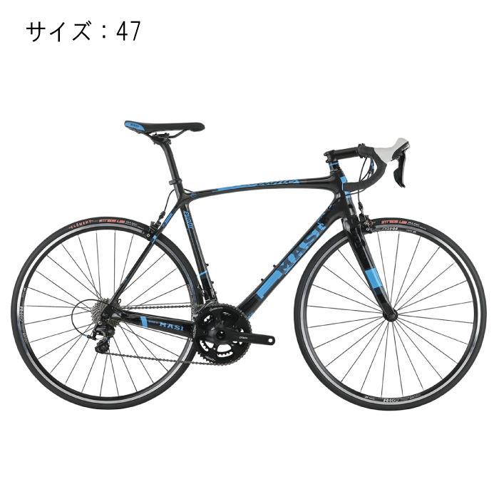 MASI (マジ)EVOLUZIONE 105 エヴォルツィオーネ105 UD Carbon/ブルー サイズ47 完成車 【自転車】