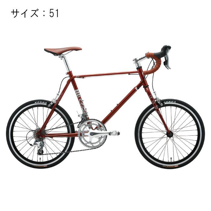 MASI (マジ)MINI VELO DUE DROP デュエドロップ SasparillaBrown サイズ51 完成車 【自転車】