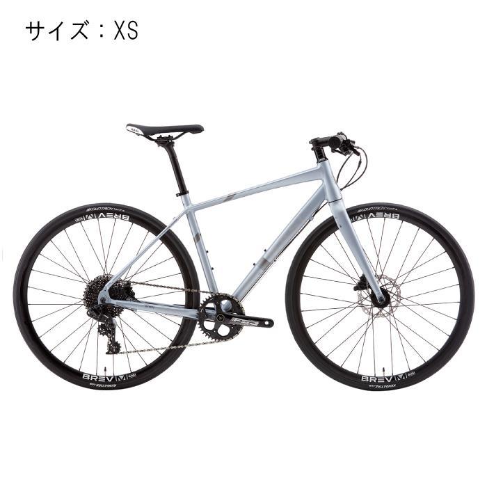 MASI (マジ)CAFFE CORSA カフェコルサ シルバー サイズXS 完成車 【自転車】