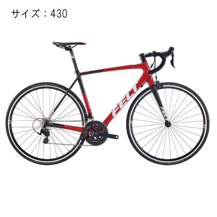 FELT(フェルト)2017モデルFR5レッドサイズ430mm完成車【自転車】