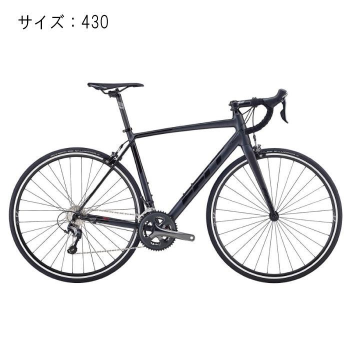 FELT (フェルト) 2018モデル FR40 マットチャコール サイズ430mm 完成車 【自転車】