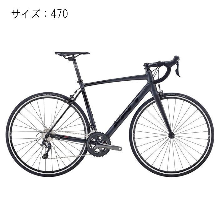 FELT (フェルト) 2018モデル FR40 マットチャコール サイズ470mm 完成車 【自転車】