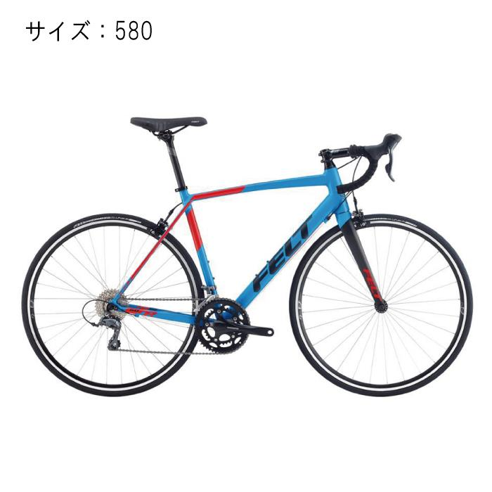 FELT (フェルト) 2017モデル FR60 シアン サイズ580mm 完成車 【自転車】