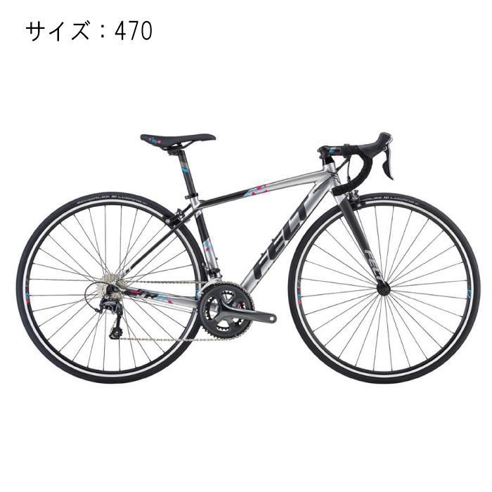 FELT (フェルト) 2018モデル FR40W マットピューター サイズ470mm レディース 完成車 【自転車】