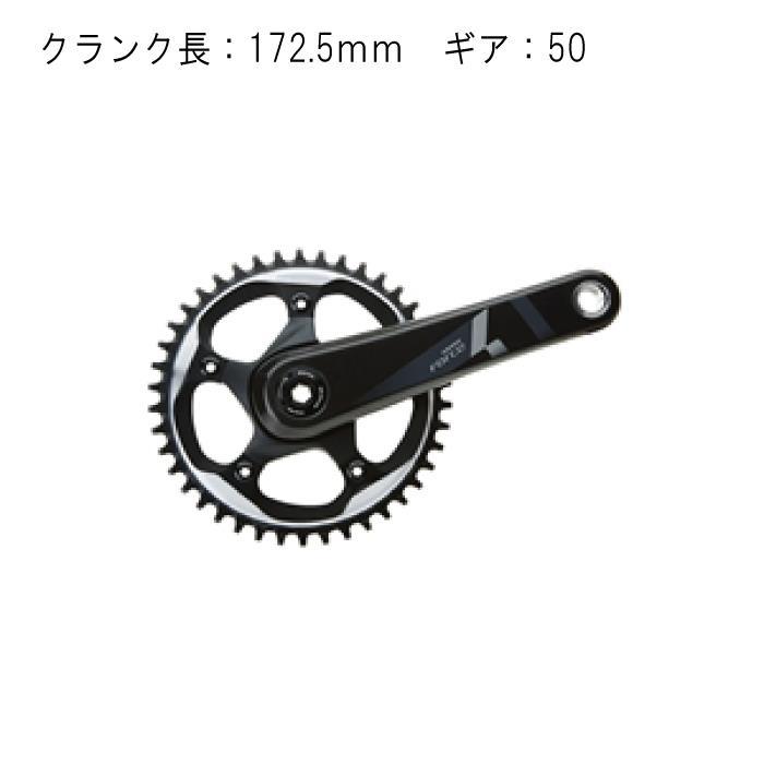 SRAM (スラム) Force1 BB30 X-SYNC 172.5mm 50T クランク 【自転車】