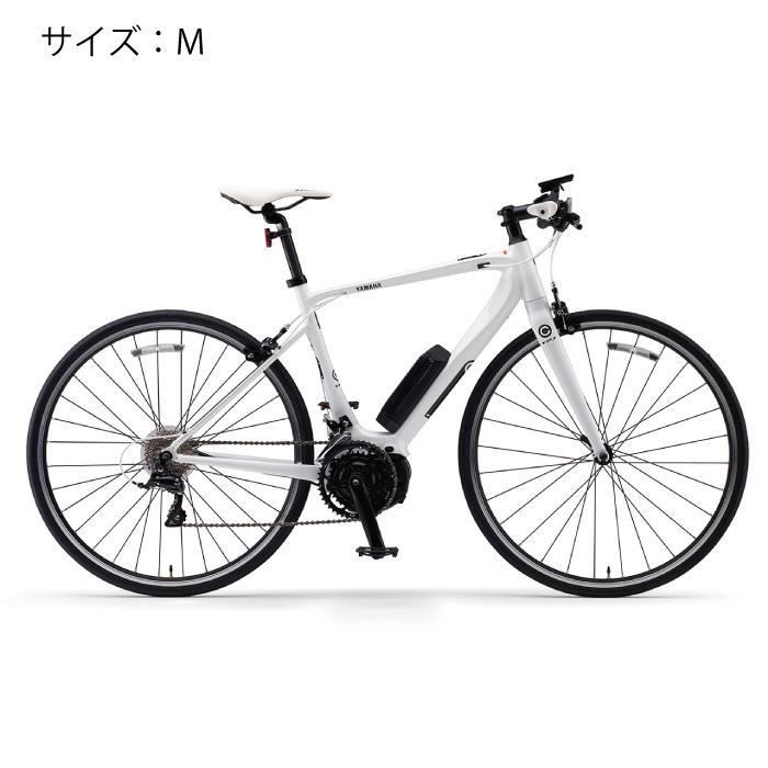 YAMAHA (ヤマハ) YPJ-C サイズM ピュアホワイト 電動アシスト完成車 【自転車】