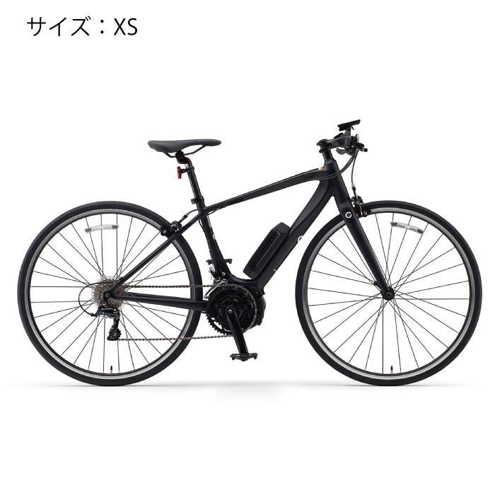 YAMAHA (ヤマハ) YPJ-C サイズXS マットブラック 電動アシスト完成車 【自転車】