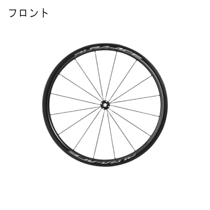 SHIMANO (シマノ) WH-R9100-C40 チューブラー フロント用ホイール