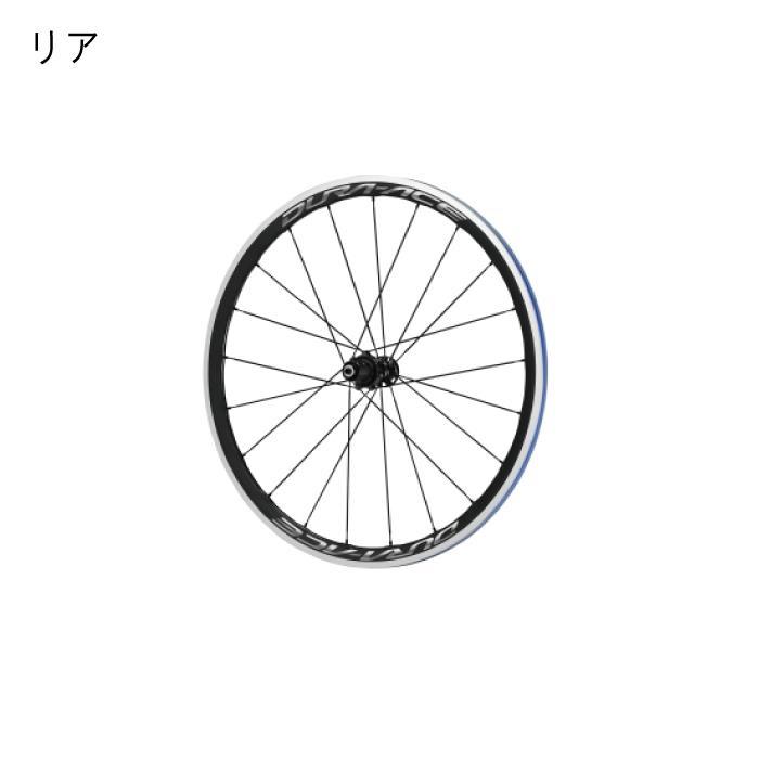 SHIMANO (シマノ) WH-R9100-C40 クリンチャー リア用ホイール 【自転車】