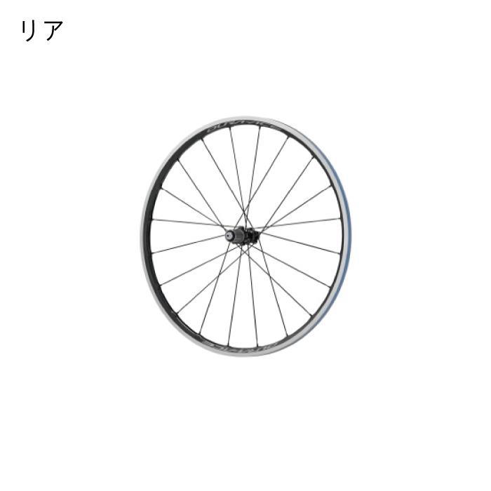 SHIMANO (シマノ) WH-R9100-C24 クリンチャー リア用ホイール 【自転車】