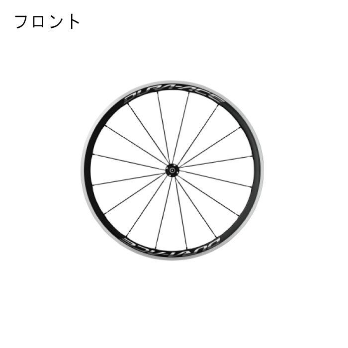 SHIMANO (シマノ) WH-R9100-C40 クリンチャー フロント用ホイール 【自転車】