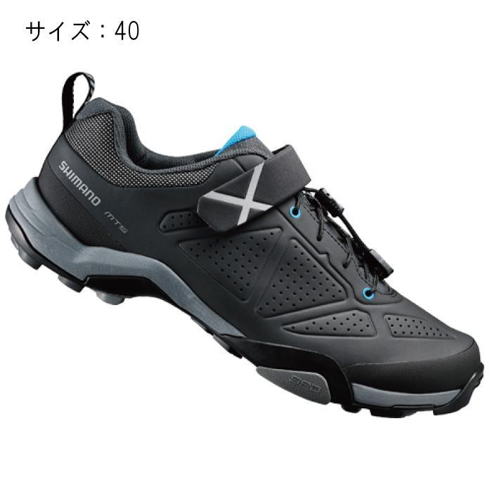 SHIMANO (シマノ) MT500ML ブラック サイズ40 (25.2cm) シューズ