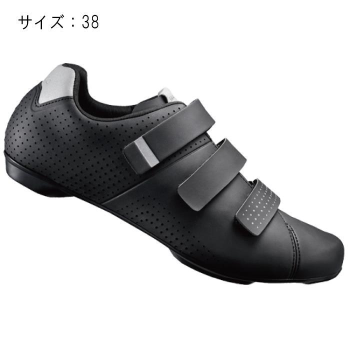SHIMANO (シマノ) RT500ML ブラック サイズ38 (23.8cm) シューズ
