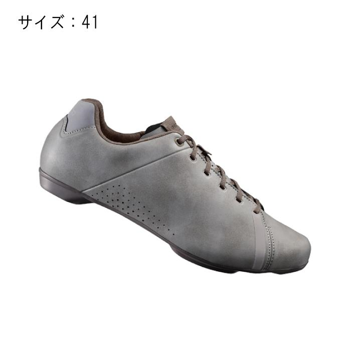 SHIMANO(シマノ) RT400MG グレー サイズ41 シューズ 【自転車】