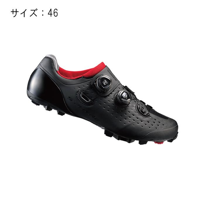 SHIMANO (シマノ) XC900L ブラック サイズ46 (29.2cm) シューズ