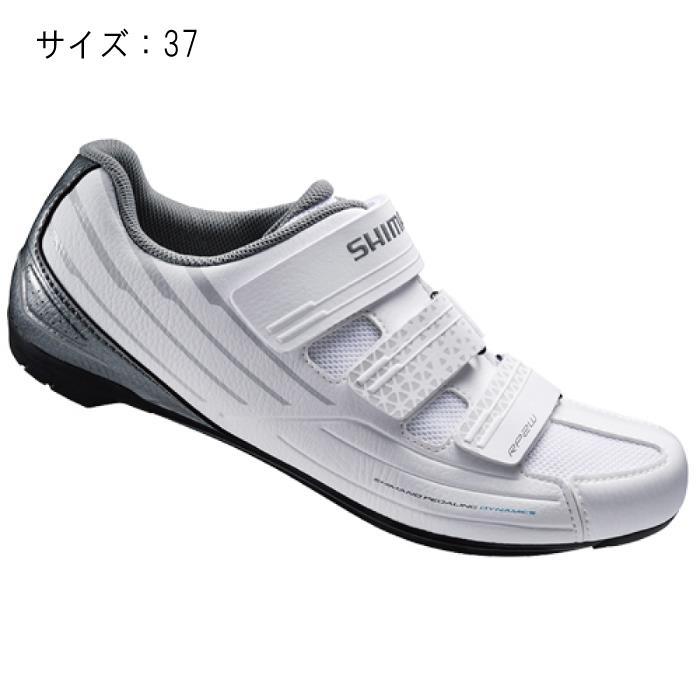 SHIMANO (シマノ) RP200WW ホワイト サイズ37 (23.2cm) シューズ