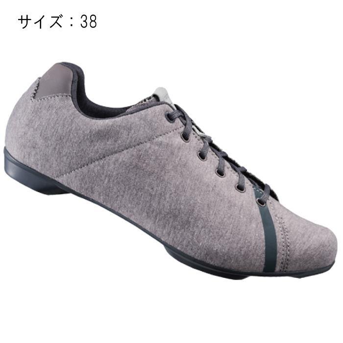 SHIMANO (シマノ) RT400WP パープルメランジェ サイズ38 (23.8cm) シューズ