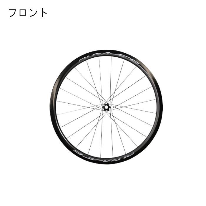 SHIMANO (シマノ) WH-R9170-C40-TL-F12 チューブレスホイール 12mm Eスルー フロント用 【自転車】