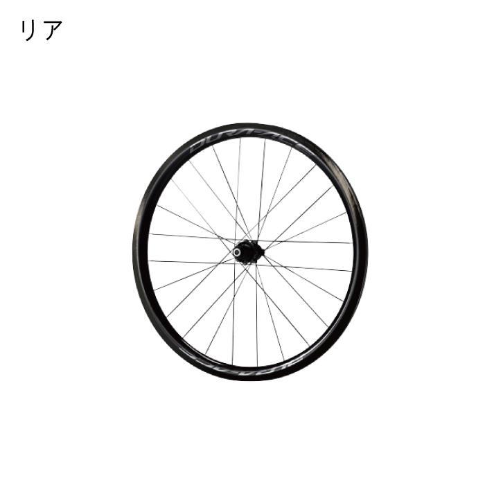 SHIMANO (シマノ) WH-R9170-C40-TL-R12 チューブレスホイール 12mm Eスルー リア用 【自転車】
