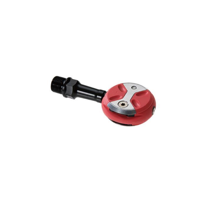 SPEEDPLAY(スピードプレイ) Light Action ライトアクション クロモリ ウォーカブルクリート レッド ビンディングペダル