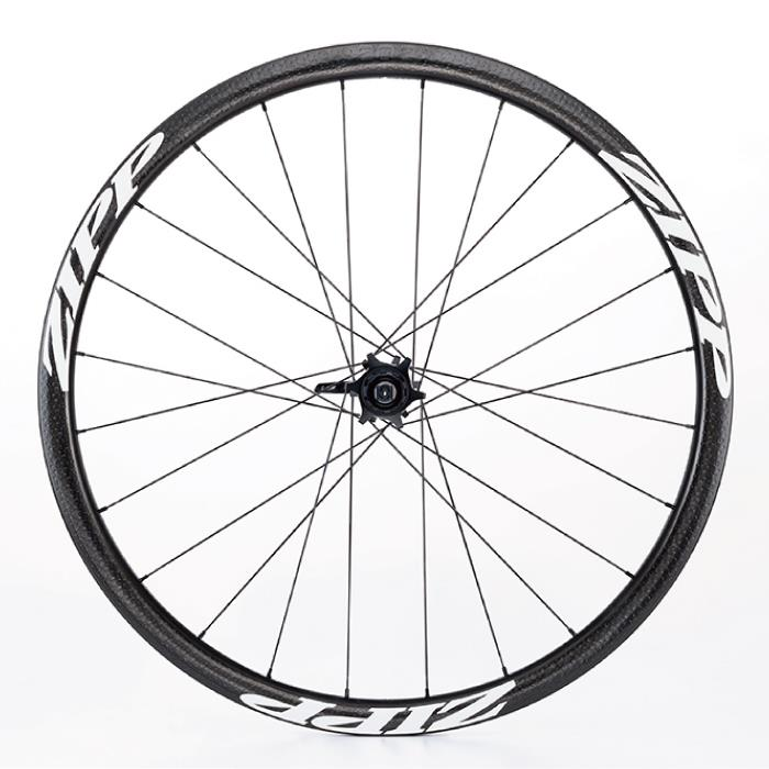 ZIPP(ジップ) 202 Disc ホワイトデカール リア用 カンパ11S チューブラーホイール 【自転車】