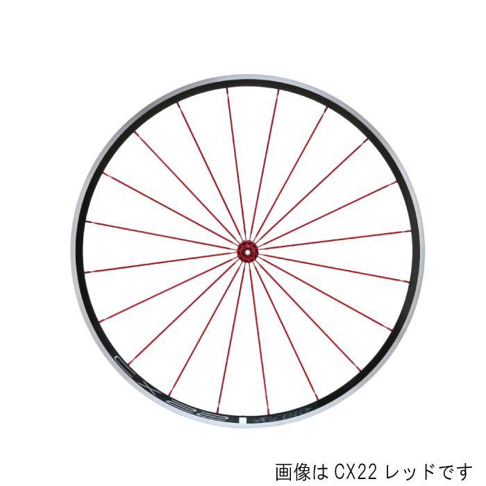 Avedio (エヴァディオ) CX22 ブラック ホイールセット 【自転車】