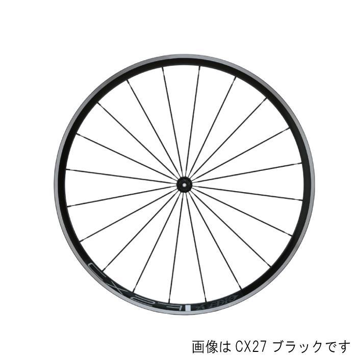 Avedio (エヴァディオ) CX27 レッド ホイールセット 【自転車】