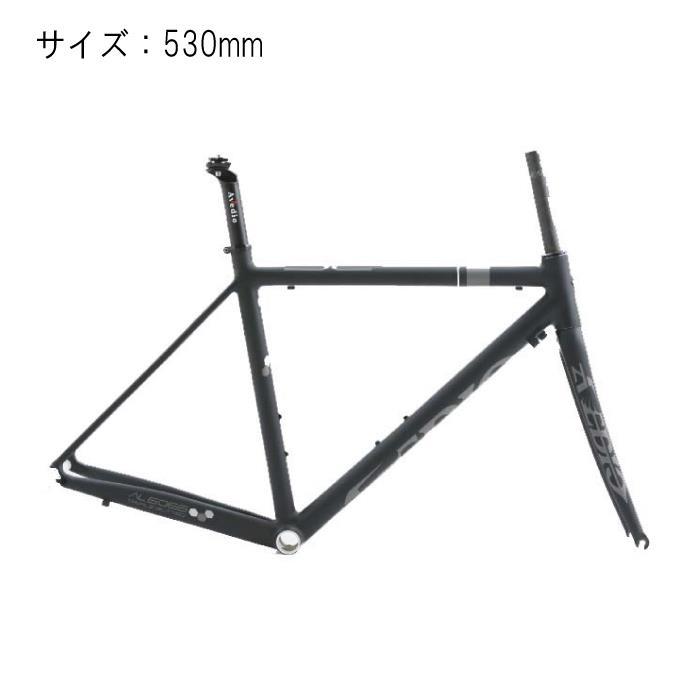 Avedio (エヴァディオ) BACCHUS バッカス SL サイズ530 マットブラック フレームセット 【自転車】
