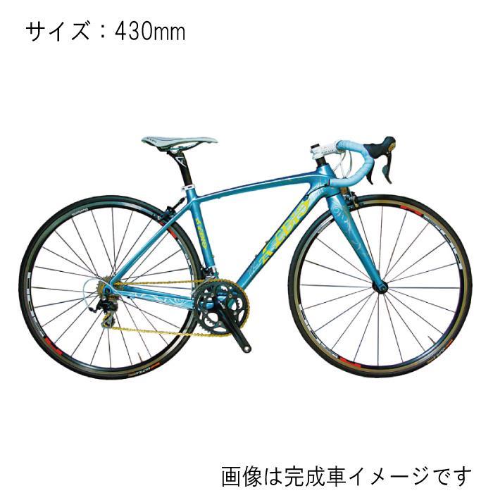 Avedio (エヴァディオ) VENUS ヴィーナス α サイズ430 フレームセット 【自転車】