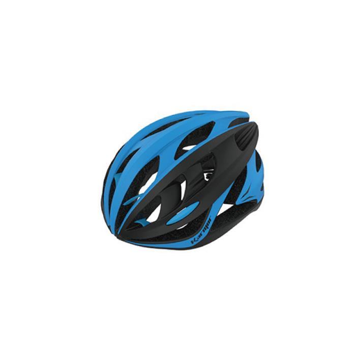 Karmor(カーマー)DITRO ディトロ ブラック/ブルー サイズL ヘルメット 【自転車】