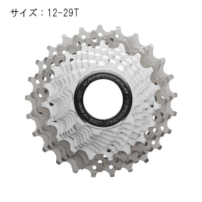 Campagnolo (カンパニョーロ) RECORD レコード 12-29T 11S スプロケット 【自転車】