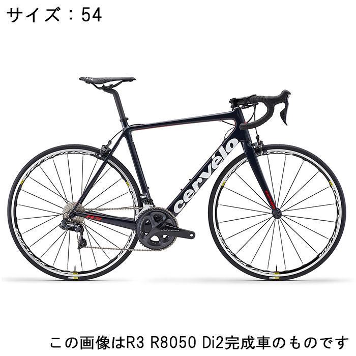 Cervelo(サーべロ) 2018モデル R3 R8000 ネイビー/レッド サイズ54(175-180cm)ロードバイク