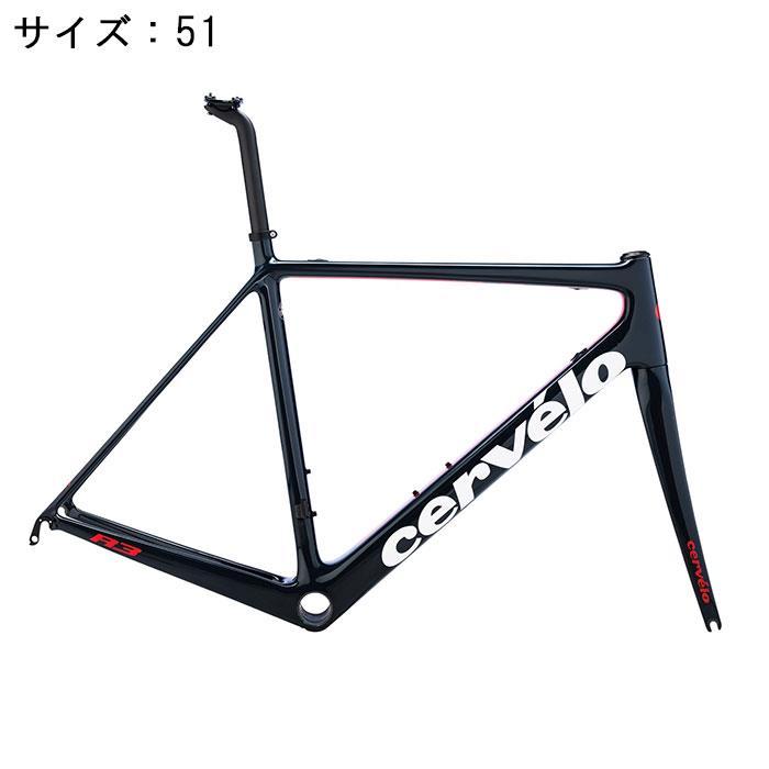 Cervelo(サーべロ) R3 ネイビー/レッド サイズ51 フレームセット【自転車】