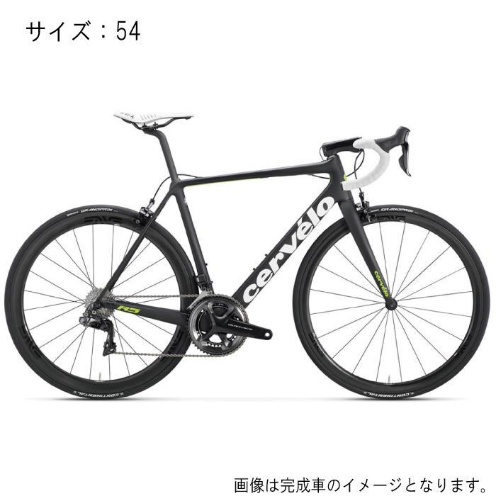 Cervelo(サーべロ) 2018モデル R5 ブラック/グリーン サイズ54(175-180cm)フレームセット