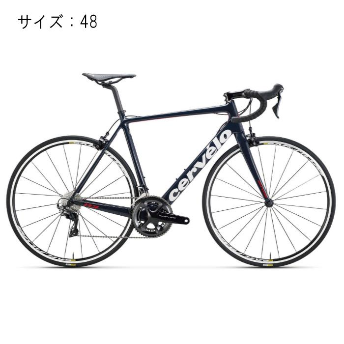Cervelo(サーべロ) R3 DURA-ACE デュラエース 9100 ネイビー/レッド サイズ48 完成車【自転車】