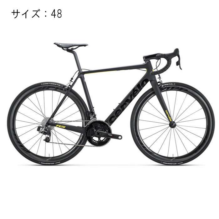 Cervelo(サーべロ) R5 E-Tap ブラック/フルオイエロー サイズ48 完成車【自転車】