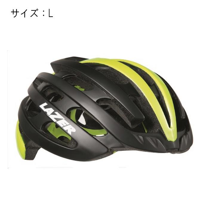 LAZER (レーザー) Z1 フラッシュブラック サイズL ヘルメット 【自転車】