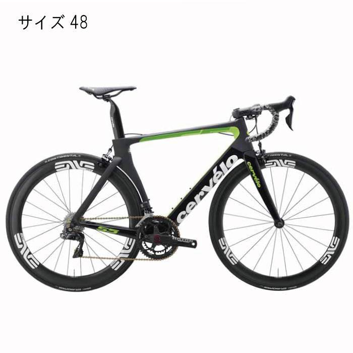 Cervelo(サーベロ/サーヴェロ) S5 Dimension Data Ltd. DURA-ACE Di2 11S サイズ48(167.5-172.5cm)