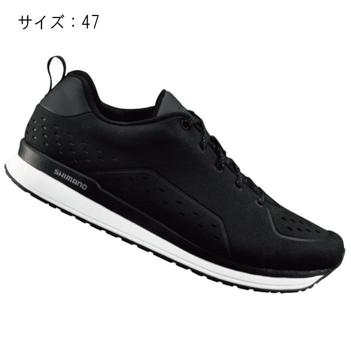 SHIMANO (シマノ) CT500ML ブラック サイズ47 (29.8cm) シューズ