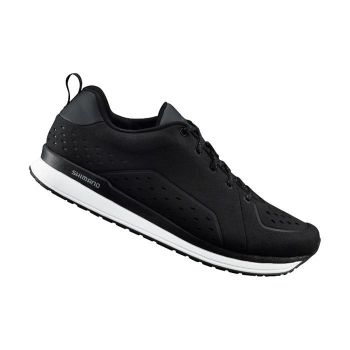 SHIMANO (シマノ) CT500WL ブラック サイズ39 (24.5cm) シューズ