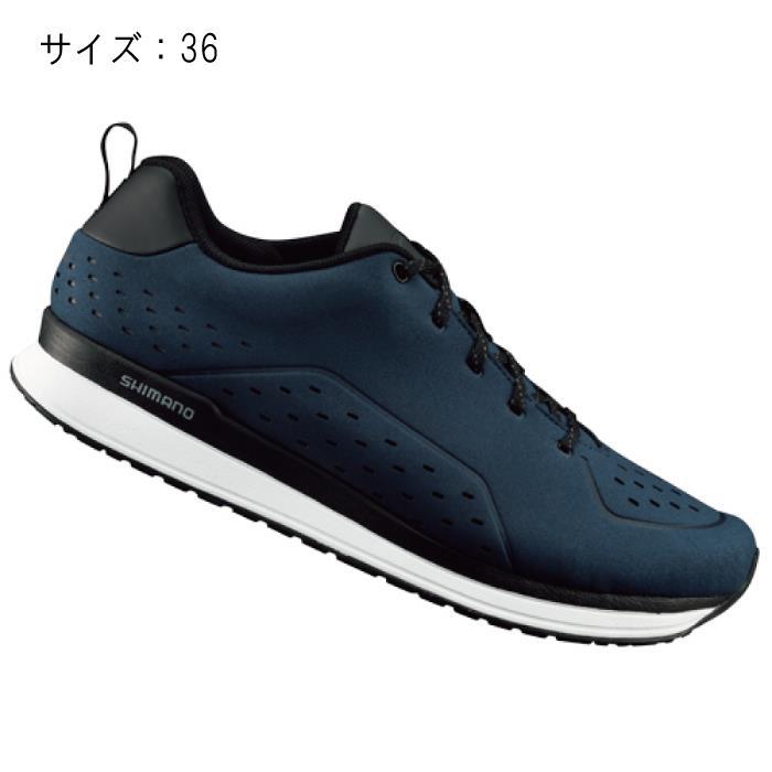SHIMANO (シマノ) CT500MN ネイビー サイズ36 (22.5cm) シューズ